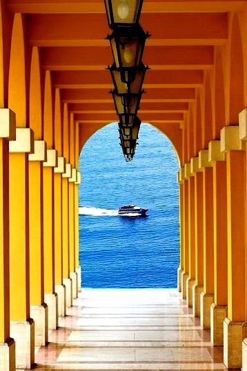 Lanterns to the Sea, Liguria, Italy
