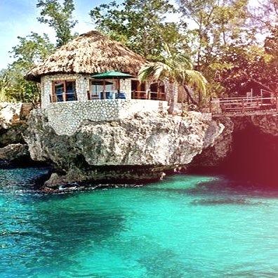 Over The Ocean, Beach Cottage, Jamaica