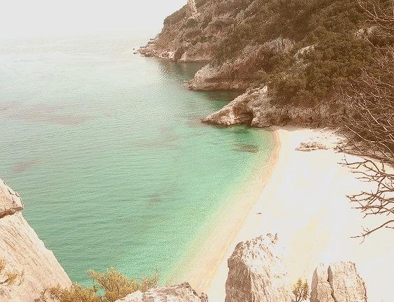 by deacriz on Flickr.Cala Sisine beach in eastern Sardinia, Italy.