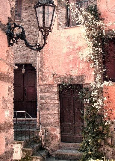Entryway, Lazio, Italy