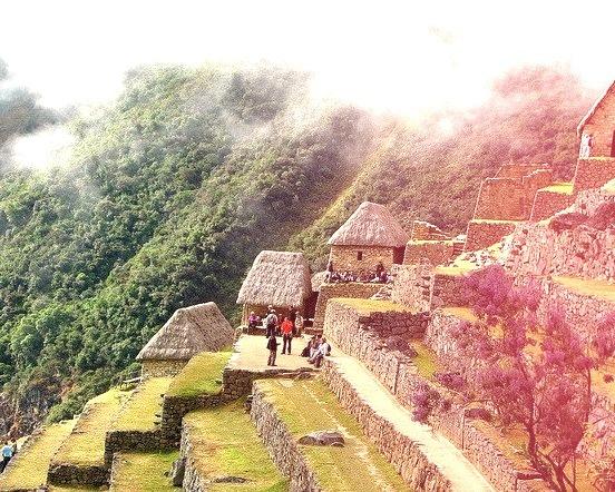 Salkantay Trail to Machu Picchu, Peru