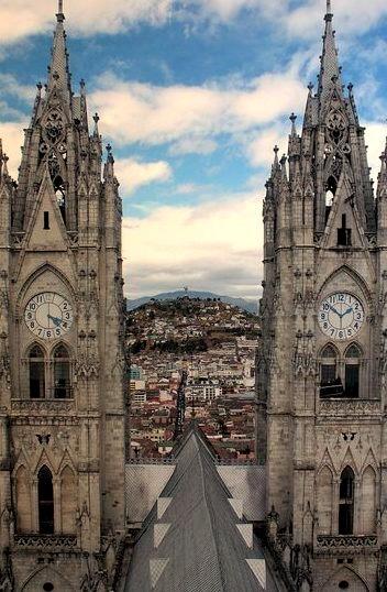 Centro Historico, Quito / Ecuador