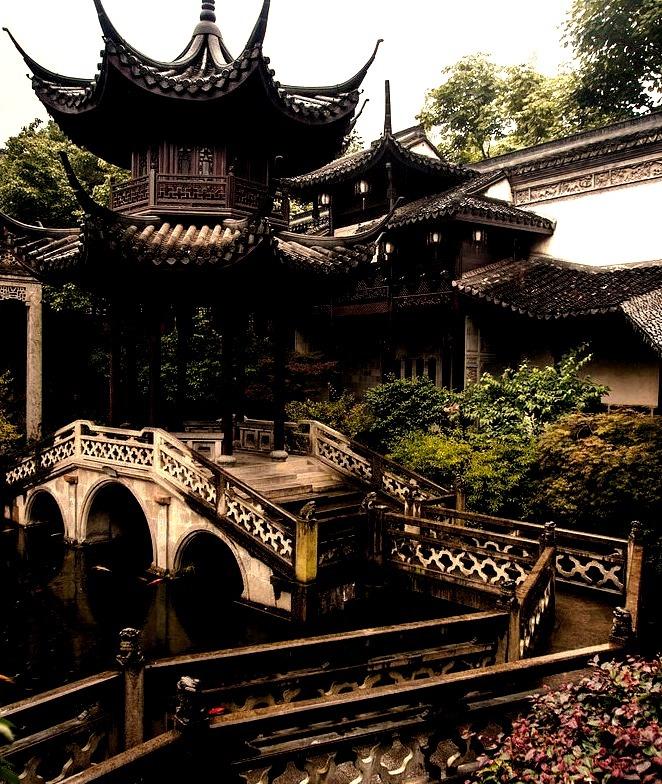Hu Family Mansion, Hangzhou / China