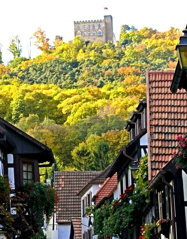 Hambacher Schloss / Germany